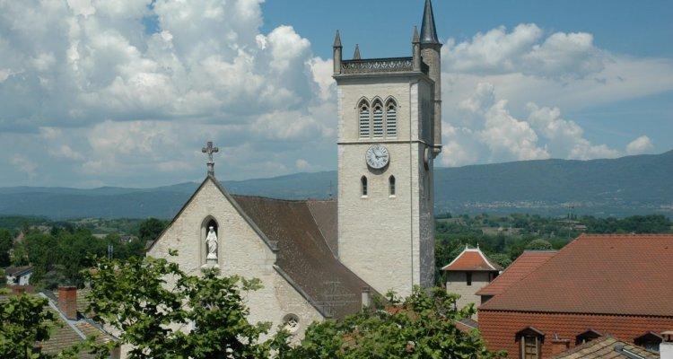 Eglise St Symphorien - Morestel