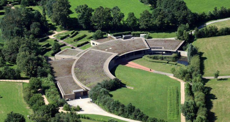 Vue musée de la Bresse