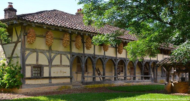 Musée de la Bresse Domaine des Plannons