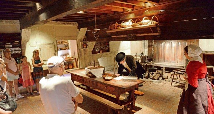 Visite théâtralisée Musée de la Bresse