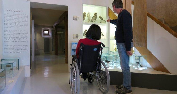 Handicap Musée du Bugey-Valromey