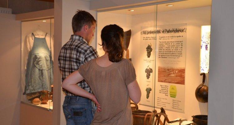 Visites musée révermont ain