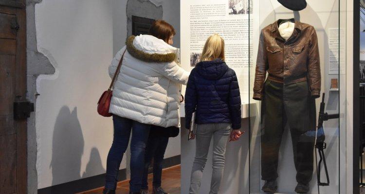 Visite musée de la Résistance Nantua