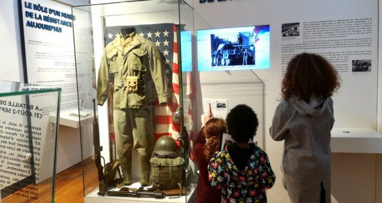 Découvrir Musée de la Résistance Nantua