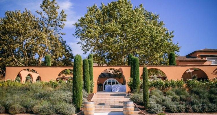 rosé vin chateau vaudois var roquebrune visite degustation oenotourisme cote de provence