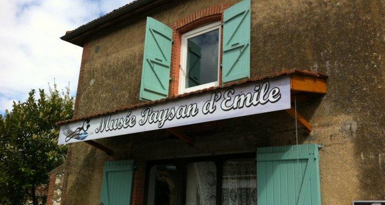 Musée paysan d'Emile découvrir