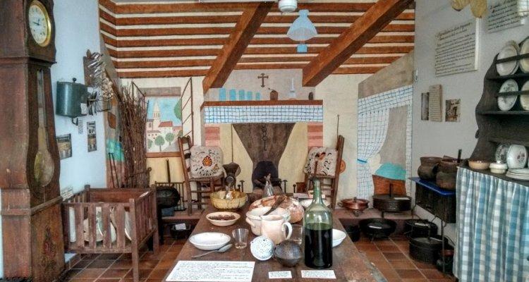Visite musée paysan d'emile