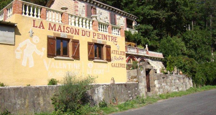 intérieur extérieur visite groupée minéraux Sumène Artense Cantal Prestations