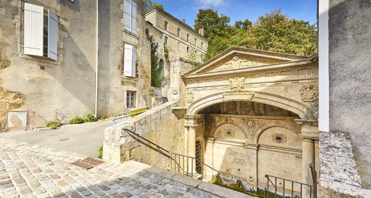 Fontaine des 4 Tias Fontenay-le-Comte - ©A. Lamoureux