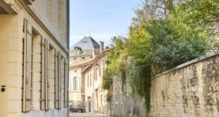 Ruelle Fontenay-le-Comte - ©A. Lamoureux