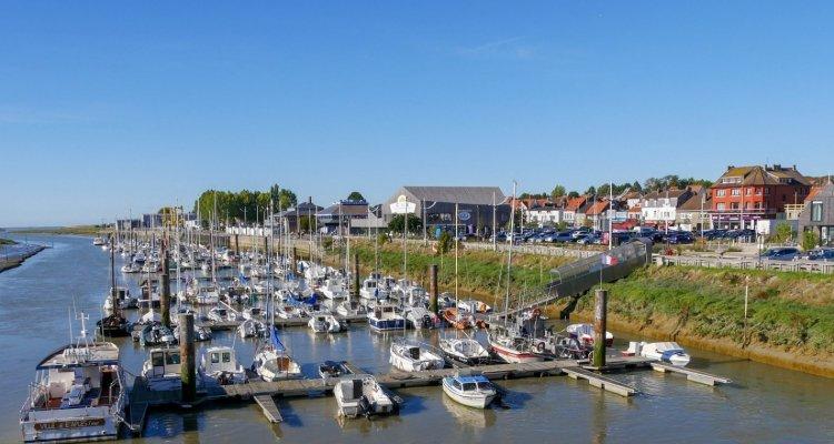 Port d'Etaples visite