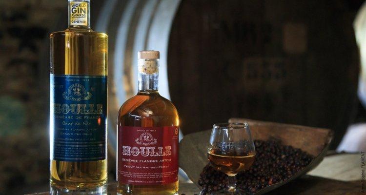 Visite distillerie de Houlle pas de calais