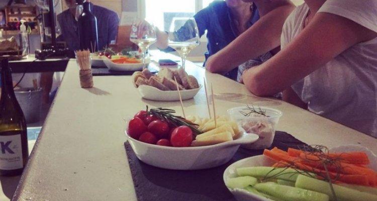 K'as-croûte : Dégustation des vins du Clos Troteligotte