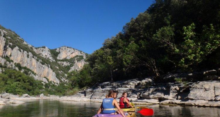 groupe Canoe Montana