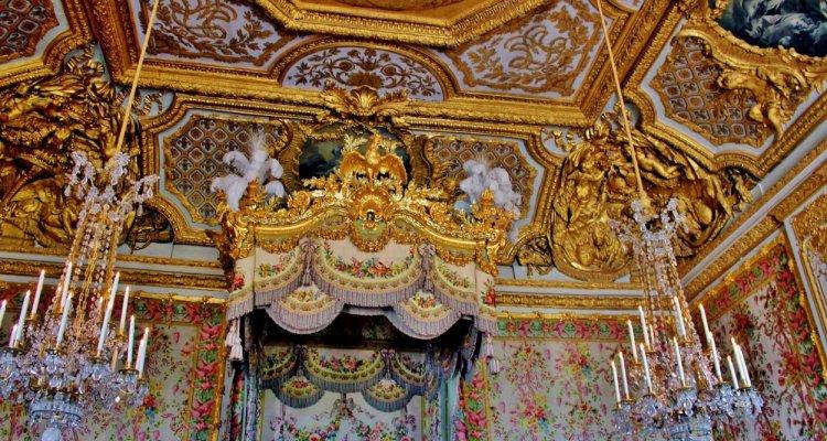 Château de Versailles richesse