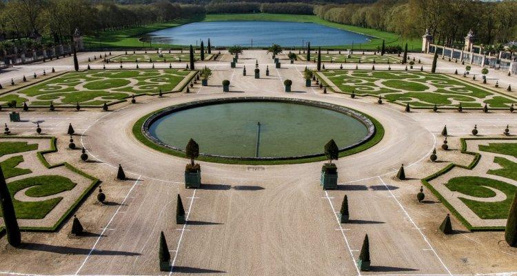 Château de Versailles jardin
