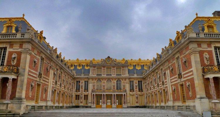 Extérieur Château de Versailles