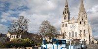 Visiter Chartres en petit train touristique