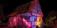 Son et lumière Ecomusée d'Alsace