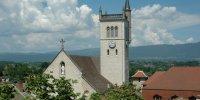 L'eglise St Symphorien et sa tour