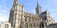 Cathédrale Notre Dame Evreux