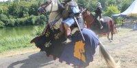 Spectacle journées médiévales Eure
