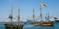 Escale à Sète du 27 mars au 2 avril 2018 - Bataille navale