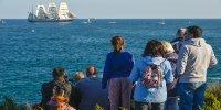 Escale à Sète du 27 mars au 2 avril 2018 - parade de départ