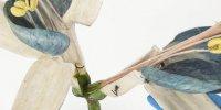 Belles plantes ! Les modèles en papier mâché du Dr Auzoux- Fuchsia