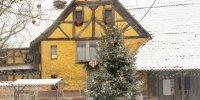 Noël à l'Ecomusée d'Alsace