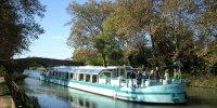 Balade en bateau sur le Canal du midi