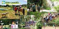 Evénement TIME NATURE. Multi-activité de loisirs sportifs de pleine nature. Journée Clef en main.