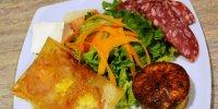 Déjeuner Domaine Borgnat