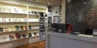 Campredon centre d'art. la librairie-boutique