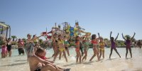 Cours de zumba wave island