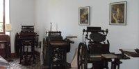Presses à platine musée aristide bergès