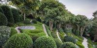 Les Jardins d'Etretat: vue sur le Jardin Emotions