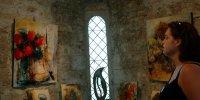 Espace exposition Tour Médiévale