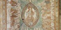 Abbatiale de Saint Chef - Fresques