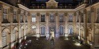 L'hôtel de Saint-Aignan lors de la Nuit Blanche 2019