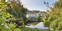Pont médiéval Vouvant - © A. Lamoureux