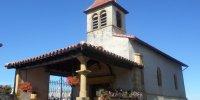 Visite du site de la chapelle Saint Roch à Bibost ©OTPA