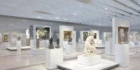 Galerie du Temps au Louvre Lens
