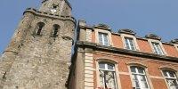 Hôtel de ville et beffroi de boulogne-sur-mer