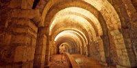 La galerie souterraine de la Grande Saline