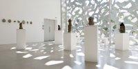 Vue des salles d'art brut du LaM, Villeneuve d'Ascq. © F. Iovino