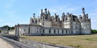 Extérieur chateau de chambord