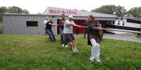 Le tire à la corde, un jeu universel mais encore très pratiqué en Bretagne