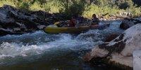 rapide Canoe Montana