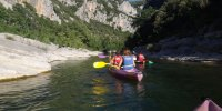 Randonnée Canoe Montana